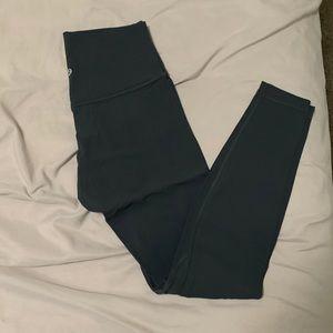 "Lululemon align ""28"" yoga pants"